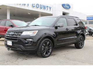 Used 2019 Ford Explorer XLT for sale in Brantford, ON