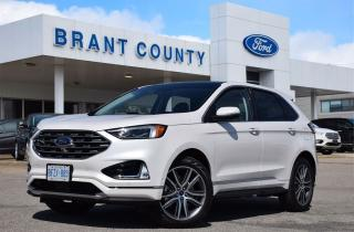 Used 2019 Ford Edge Titanium for sale in Brantford, ON