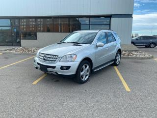 Used 2008 Mercedes-Benz M-Class 3.0L CDI for sale in Calgary, AB