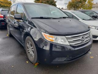 Used 2013 Honda Odyssey EX-L avec DVD ***GARANTIE 10 ANS/200 000 for sale in Québec, QC