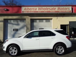 Used 2016 Chevrolet Equinox LS for sale in Edmonton, AB