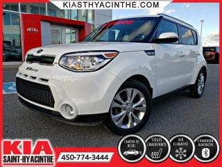 Used 2016 Kia Soul EX+ ** CAMÉRA DE RECUL / MAGS for sale in St-Hyacinthe, QC