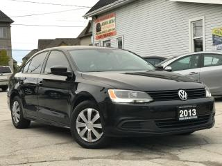 Used 2013 Volkswagen Jetta Trendline|Accident free|Low Mileage|Certified for sale in Burlington, ON