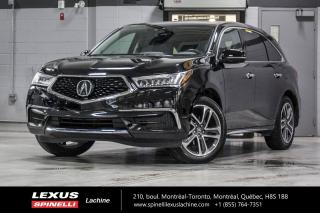 Used 2018 Acura MDX TECHNOLOGY SH-AWD; **RESERVE / ON-HOLD** 7 PASSAGERS - NAVIGATION - DÉMARREUR À DISTANCE - ANGLES MORTS - ACURAWATCH - AUDIO ACURA / ELS for sale in Lachine, QC