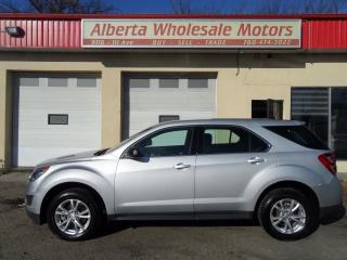 Used 2017 Chevrolet Equinox LS for sale in Edmonton, AB
