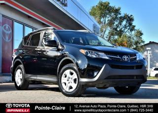 Used 2015 Toyota RAV4 LE FWD for sale in Pointe-Claire, QC