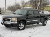 Photo of Black 2004 GMC Sierra 2500
