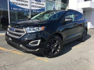 Used 2018 Ford Edge SEL AWD ENS DECOR ENS TECHNO for sale in St-Georges, QC