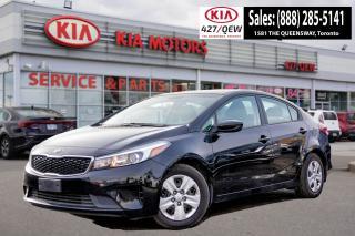 Used 2018 Kia Forte LX for sale in Etobicoke, ON