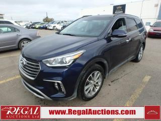 Used 2018 Hyundai Santa Fe XL Luxury 4D Utility AWD 3.3L for sale in Calgary, AB