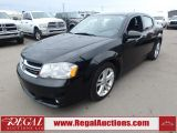 Photo of Black 2013 Dodge Avenger