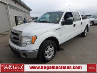 Used 2013 Ford F-150 XLT 4D CREW CAB PICKUP 4WD for sale in Calgary, AB