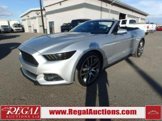 Used 2015 Ford Mustang 2D Convertible for sale in Calgary, AB