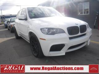 Used 2010 BMW X5 M 4D Utility AWD for sale in Calgary, AB