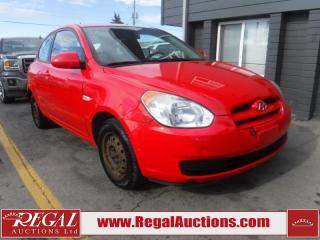Used 2007 Hyundai Accent 2D Hatchback for sale in Calgary, AB