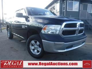 Used 2014 RAM 1500 ST CREW CAB SWB 4WD for sale in Calgary, AB