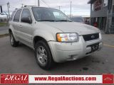 Photo of Gold 2003 Ford Escape
