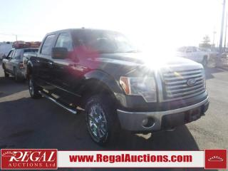 Used 2010 Ford F-150 4D SUPERCREW 4WD for sale in Calgary, AB