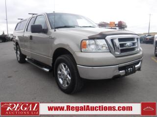 Used 2008 Ford F-150 XLT 4D EXTENDED CAB 4WD for sale in Calgary, AB