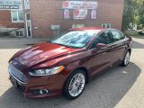 Photo of Brown 2016 Ford Fusion