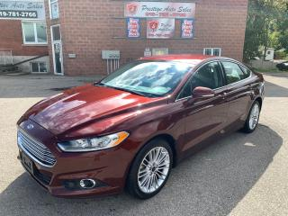 Used 2016 Ford Fusion SE/AWD/ONE OWNER/NO ACCIDENT/SAFETY INCLUDED for sale in Cambridge, ON