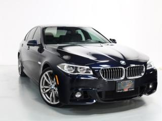 Used 2016 BMW 5 Series 535i xDrive   M-SPORT   NAVI   SUNROOF for sale in Vaughan, ON