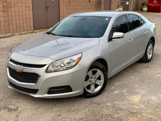 Used 2016 Chevrolet Malibu LIMITED for sale in Brampton, ON