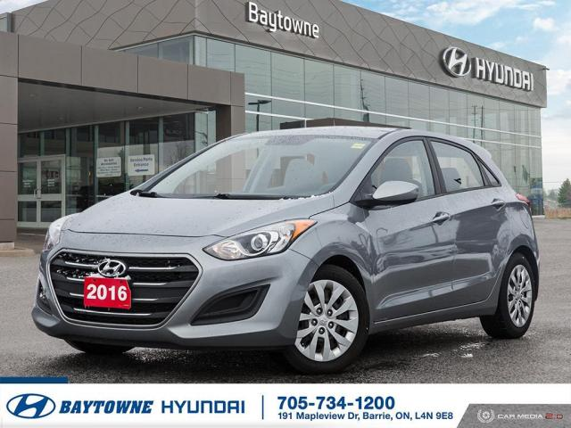 2016 Hyundai Elantra GT GL at