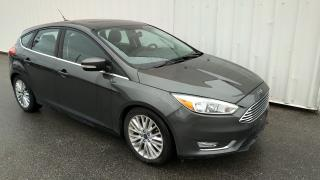 Used 2016 Ford Focus Titanium for sale in Listowel, ON