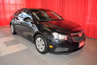 Used 2013 Chevrolet Cruze LT Turbo for sale in Listowel, ON