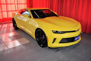 Used 2017 Chevrolet Camaro 1LT for sale in Listowel, ON