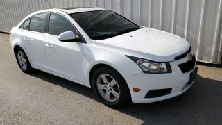 Used 2014 Chevrolet Cruze 2LT for sale in Listowel, ON