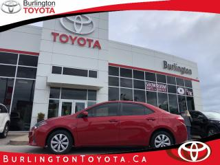 Used 2015 Toyota Corolla LE for sale in Burlington, ON