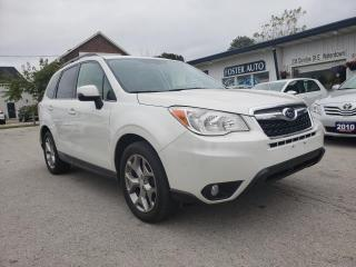 Used 2015 Subaru Forester 2.5i Touring for sale in Waterdown, ON