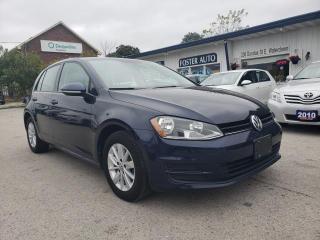 Used 2017 Volkswagen Golf TSI Trendline for sale in Waterdown, ON