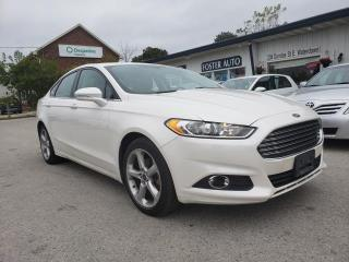 Used 2016 Ford Fusion SE AWD for sale in Waterdown, ON