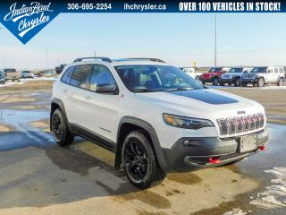 New 2019 Jeep Cherokee Trailhawk Elite 4x4 | Leather | Nav for sale in Indian Head, SK