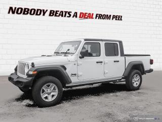 Used 2020 Jeep Gladiator **ITS Here! Order THE ALL-NEW Jeep Gladiator!** for sale in Mississauga, ON