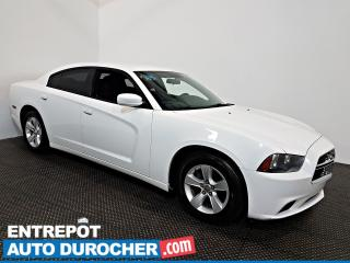 Used 2012 Dodge Charger SE Automatique - AIR CLIMATISÉ - Groupe Électrique for sale in Laval, QC