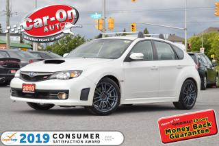 Used 2010 Subaru Impreza WRX STI Hatchback 6 SPEED Turbo HTD SEATS A/C for sale in Ottawa, ON