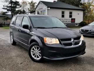 Used 2013 Dodge Grand Caravan 1-OWNER LOW KMS STOW'N'GO DVD BACKUP CAM BLUETOOTH for sale in Sutton, ON