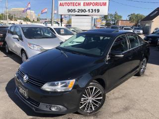 Used 2013 Volkswagen Jetta TDI Diesel Comfortline Sunroof/Alloys/Bluetooth&GPS* for sale in Mississauga, ON