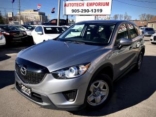 Used 2015 Mazda CX-5 Automatic/All Power/Keyless Entry&GPS* for sale in Mississauga, ON