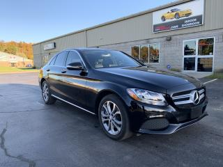Used 2015 Mercedes-Benz C-Class 4dr Sdn C 300 4MATIC for sale in St. George Brant, ON