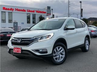 Used 2015 Honda CR-V EX AWD - Sunroof - Lane Watch - Rear Camera for sale in Mississauga, ON