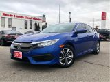 Photo of Blue 2017 Honda Civic