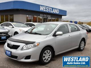 Used 2009 Toyota Corolla CE for sale in Pembroke, ON