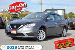 Used 2016 Nissan Sentra A/C  PWR GRP ONLY 43, 000 KM BLUETOOTH LOADED for sale in Ottawa, ON
