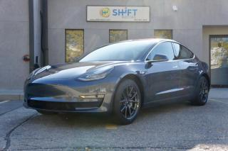 Used 2018 Tesla Model 3 LONG RANGE REAR WHEEL DRIVE AUTOPILOT, PREMIUM PKG, AERO WHEELS for sale in Burlington, ON