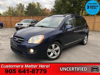 Used 2008 Kia Rondo EX  4DR WAGON 4CYL EX LEATH (AS TRADED) for sale in St. Catharines, ON